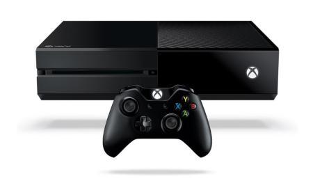 Xbox One Header