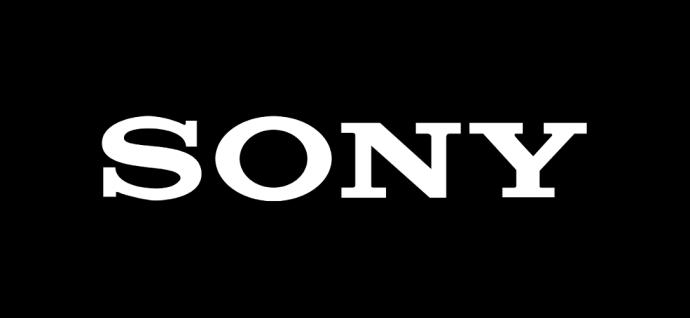 sony logo invertiert