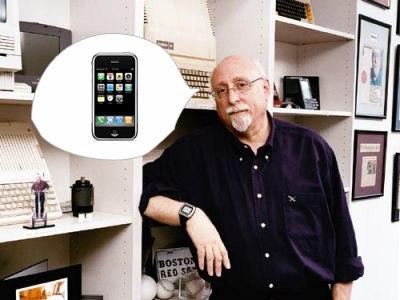 Walt Mossberg iPhone