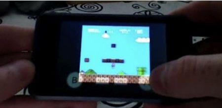 iPhone NES-emulaattori