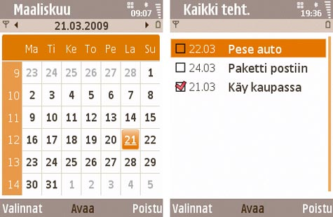 Innov8 kalenteri