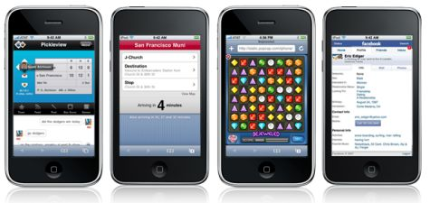 iPhone Web Apps
