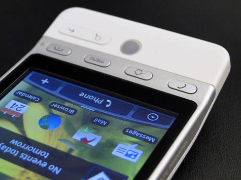 HTC Hero leuka