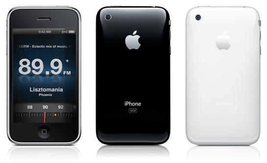 iPhone radio-ominaisuus