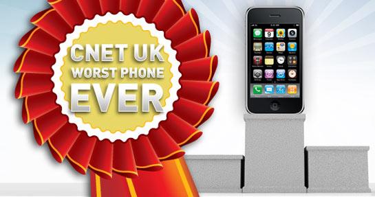 Cnet iPhone