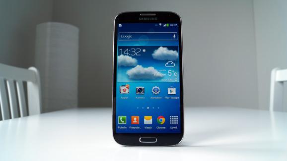 Galaxy S4, musta