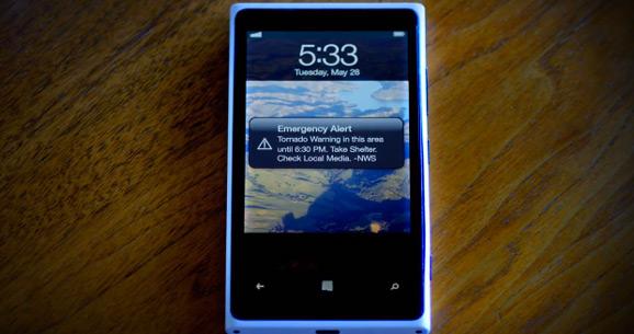 Lumia 920, iOS