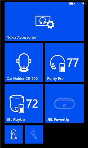 Nokia lisälaitteet