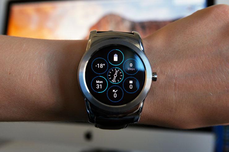 LG Watch Urbane Android Wear 1.3 update