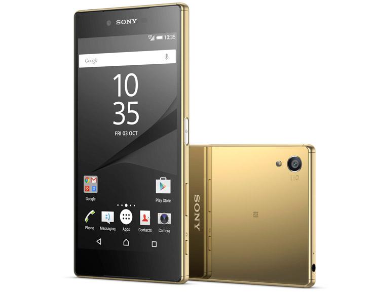 Xperia Z5 Premium kulta/gold