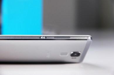 Huawei Honor 7, sivusta, kamera.