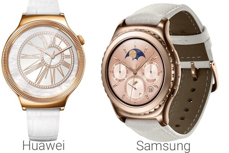 Huawei Samsung Watch GearS2