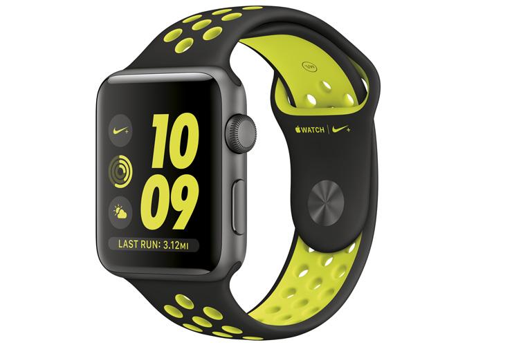 apple watch series 2, Nike+