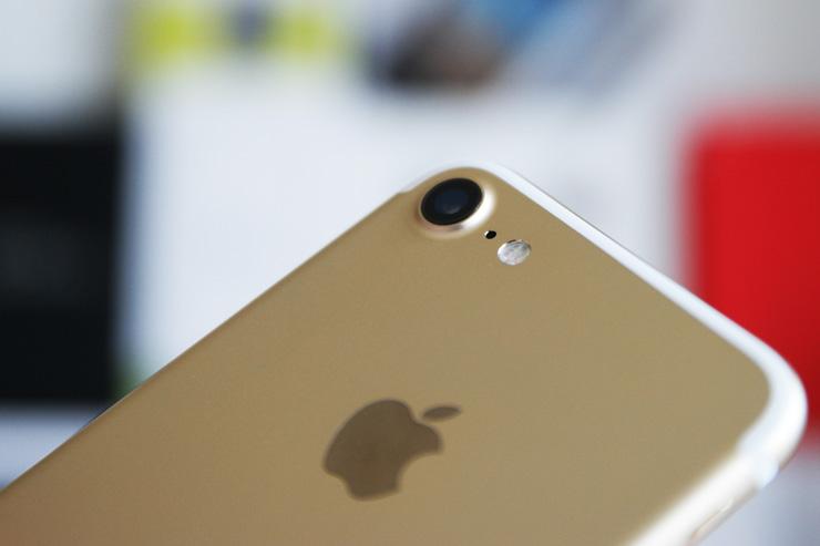 iPhone 7 kamera, RAW