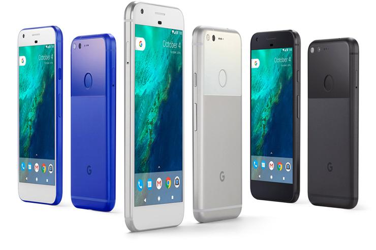 Google Pixel ja Pixel XL