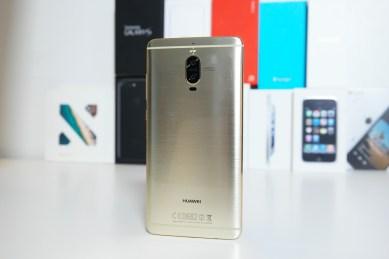 Huawei Mate 9 Pro, takaa.