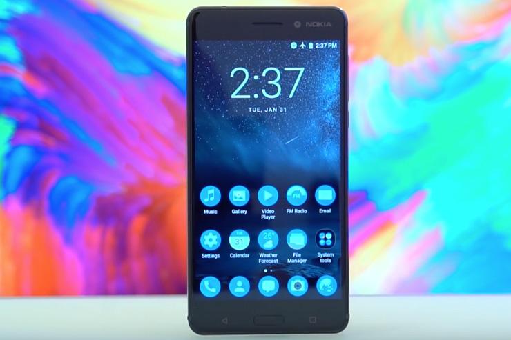 Nokia 6 arvostelu