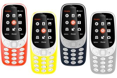 Uusi Nokia 3310