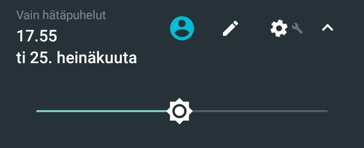 Nokia 5 System UI Tuner