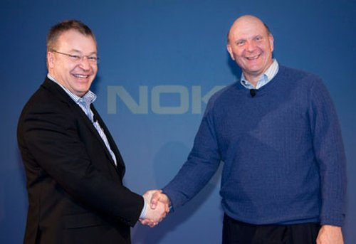 Nokia and Microsoft Collaboration