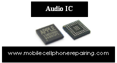 Audio IC of a Mobile Phone