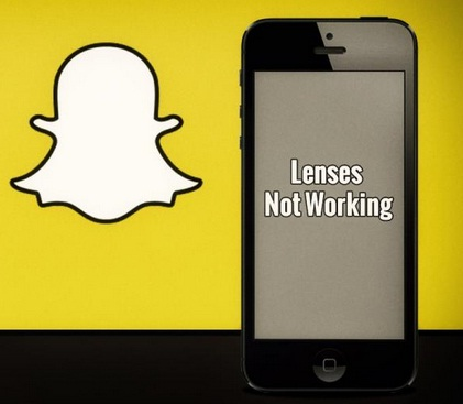 Snapchat lenses not working error can be fixed manually on Apple devices