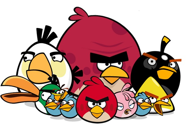 Angry Birds - iPhone Game