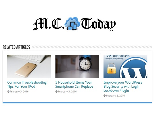 10 Best Related Posts Plugins for WordPress Blogs