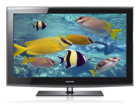 LCD TV Samsung LE 46 B 550 Front