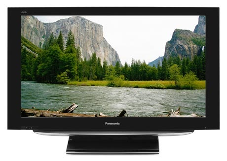 Panasonic TH-42 PZ 85 E - TV Front Panel