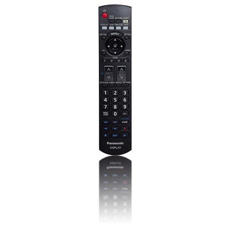 Panasonic TH-65 VX 100 Remote Control