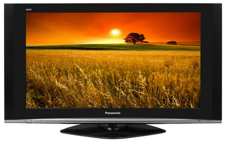 Panasonic TX-37 LZD 70 F - Front Panel