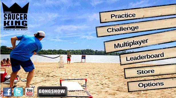 Gongshow Saucer King - Android Game