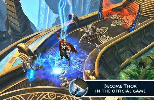 Thor The Dark World - Android Game