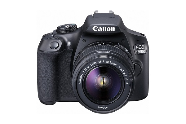 Canon EOS 1300D One of the Best Entry-level DSLR Cameras
