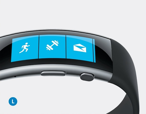 Microsoft Band 2 will Now Calculate your Walks