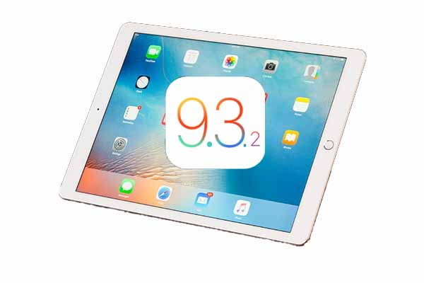 Apple Brings Updated iOS9.3.2 for iPad Pro Users