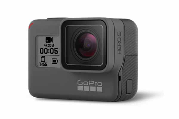 Analysis of GoPro Hero5 Black Camera