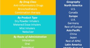 Global Asthma Therapeutics Market