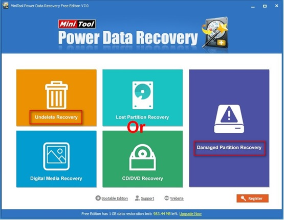 SD Data Card Recovery - Power Data Recovery
