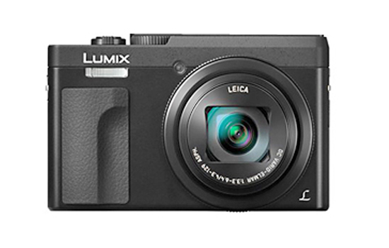 Panasonic Lumix TZ90: compact powerful pocket camera