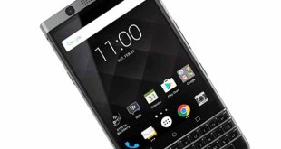BlackBerry Launches KeyOne in The UK