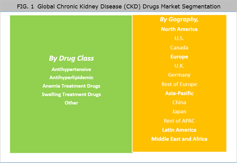 Chronic Kidney Disease (CKD) Drugs Market