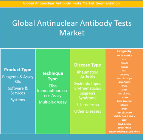 Antinuclear Antibody Testing Market