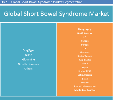 Short Bowel Syndrome Market To Reach Worth USD 2.9 Mn By 2025 - Credence Research
