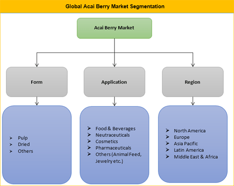 Acai Berry Market Is Expected To Grow At A CAGR Of 12.6% Over The Forecast Period From 2017 To 2025 - Credence Research