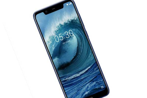 HMD Global Launches Nokia X5 with Helio P60 SoC