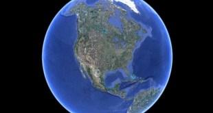 Watch Earth as a 3D Globe on Google Maps