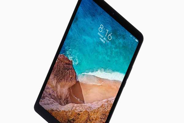 Xiaomi Launched Mi Pad 4 Plus with Huge 8620mAh Battery