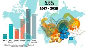 Hypercholesterolemia Drugs Market